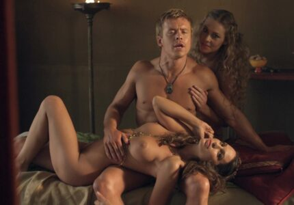 T.V. Carpio Nude